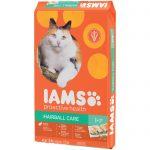 Iams Adult Hair Ball Dry Cat Food