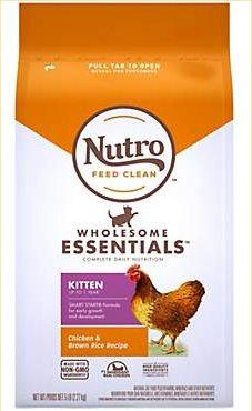 Nutro Kitten Food