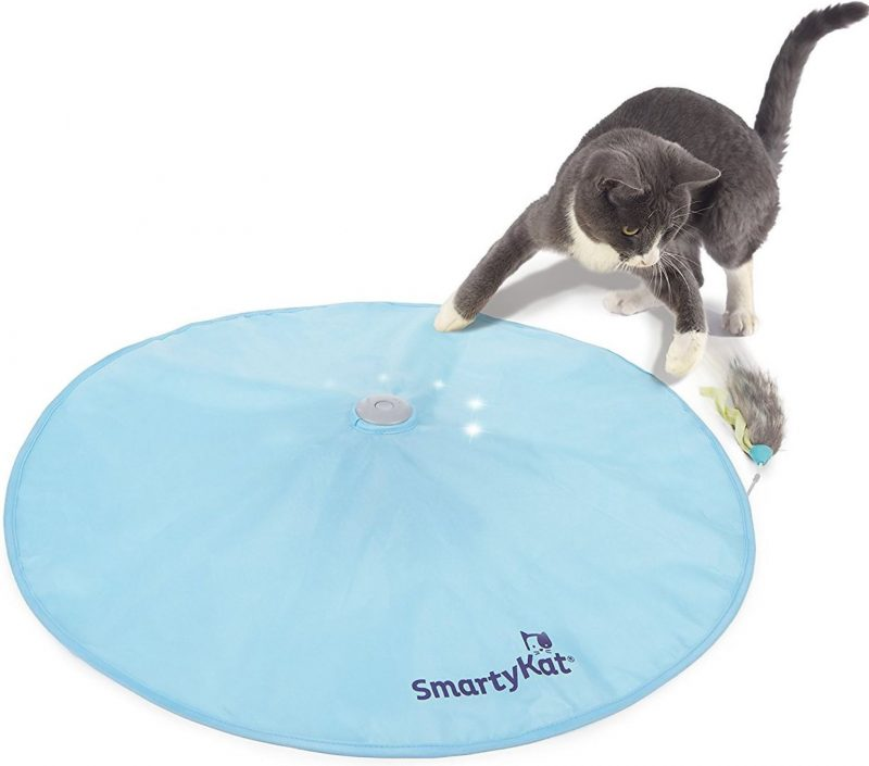 SmartyKat Electronic Motion Cat Toy